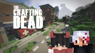 Flashback ? | The Crafting Dead: Rebirth [Ep.2] | Minecraft Roleplay