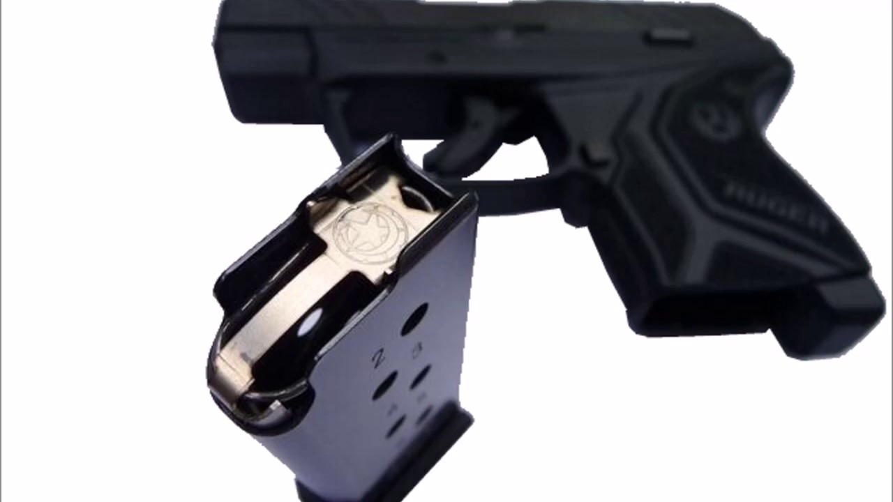 Ruger LCP II MagGuts 6 to 7 Round Magazine Conversion Instructions