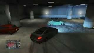 GTA V: DriftGTA - Tandem Series #1: FastMan & Ib3ninja
