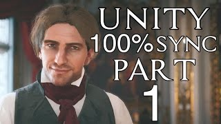 Assassin's Creed Unity - 100% Sync Walkthrough - Sequence 1 Memory 1 | WikiGameGuides