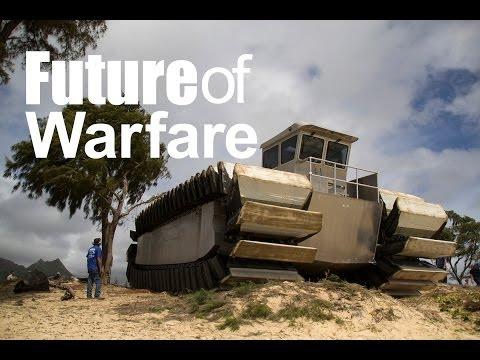 USMC Warfighting Lab Tests Advanced Warfare