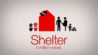 Refugio de 9 millones de voces - la Caridad de Vídeo