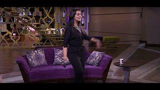 معكم مني الشاذلي : لاول مره الفنانة هبة مجدي ترقص بالية مع مني الشاذلي