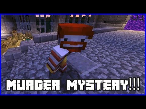Murder Mystery With Ronald