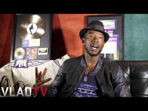 "Kevin McCall on His ""Big Break"" & Signing to Chris Brown's Label"