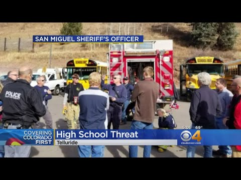 Telluride High School Searched After Threat