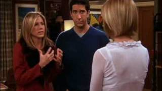 Friends Season 8: Ross Gets Yelled At