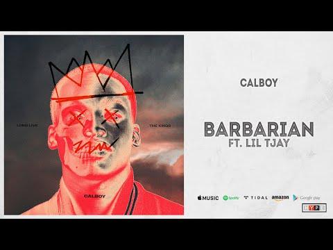 Calboy - Barbarian Ft. Lil Tjay