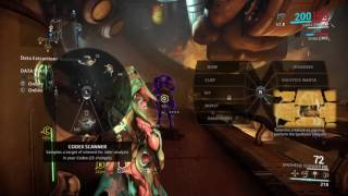 Warframe: How to Capture Synthesis Target for Simaris