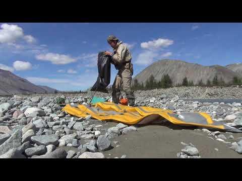 Часть 4. Верховья Делькю. По оленеводческим угодьям. Part 4.The headwaters of the Delkyu River.