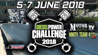 Diesel Power Challenge 2018  - Dyno Day ATS Diesel Performance