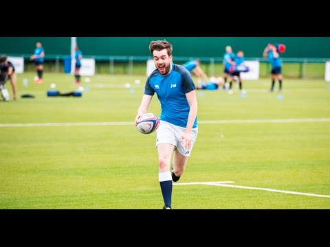 Samsung | School of Rugby with Jack Whitehall: Style