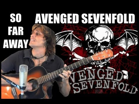 avenged sevenfold so far away cover acoustic guitar solo by andr luiz channel youtube. Black Bedroom Furniture Sets. Home Design Ideas