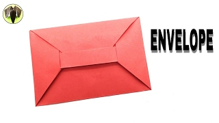 Envelope - DIY | Handmade Origami Tutorial by Paper Folds