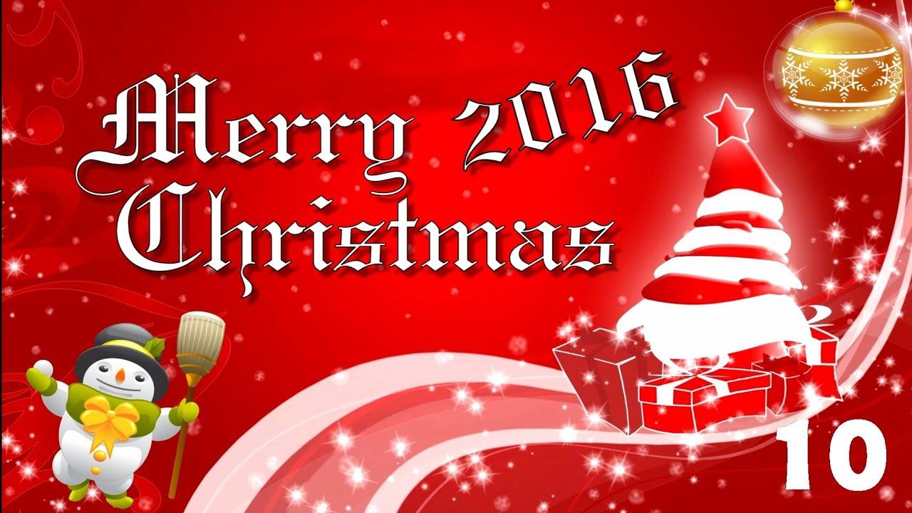 Naughty Or Nice A Webcam Christmas Card 2016 Youtube