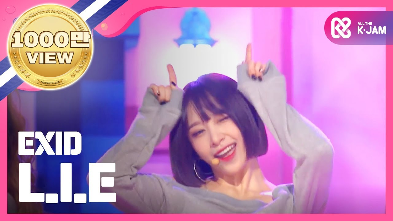 [SHOWCHAMPION] EXID - L.I.E l EP.189