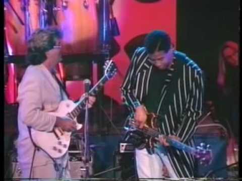 6- Stanley Clarke & Larry Coryell - School Days Live At Sevilla 1991