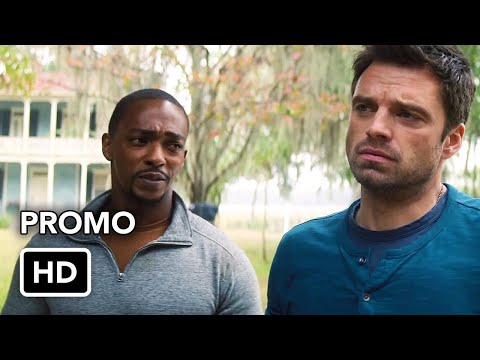 "The Falcon and The Winter Soldier (Disney+) ""Coworkers"" Promo HD - Marvel series"