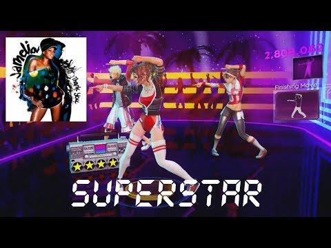 "Dance Central - ""Superstar"" Jamelia Fanmade"