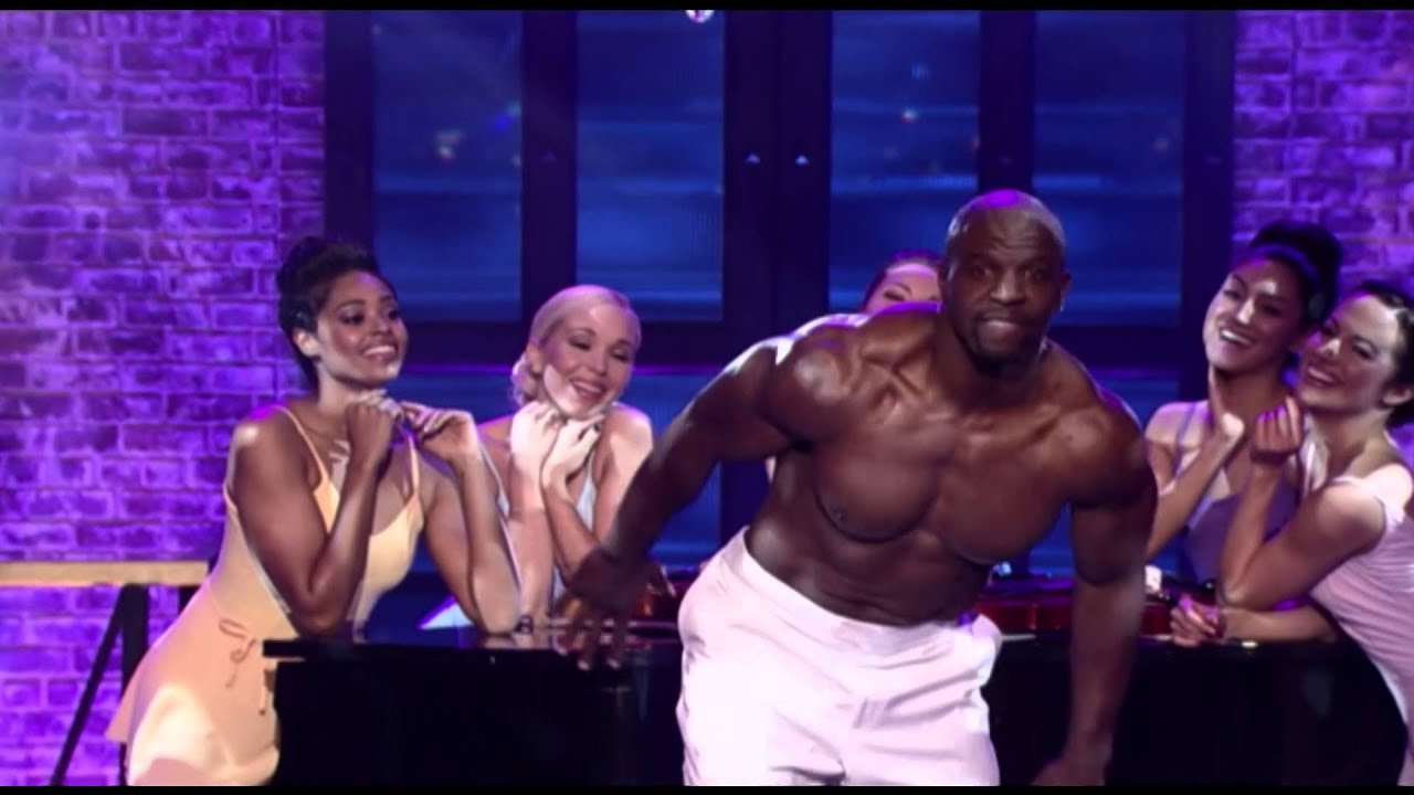 Lip Sync Battle S1 E06 Mike Tyson Vs Terry Crews Youtube