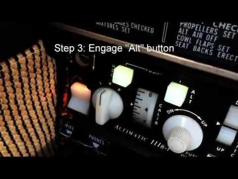 Piper Altimatic III Autopilot Guide