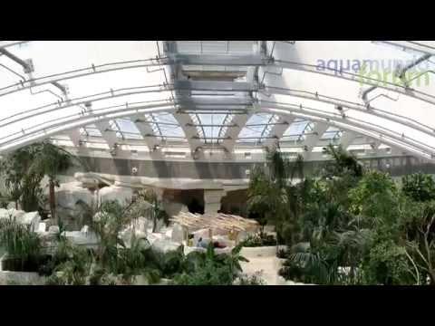 Center Parcs Le Bois aux Daims Aqua Mundo View 2015