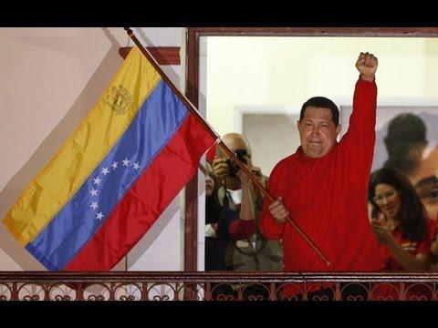 Chavez wins Venezuelan election