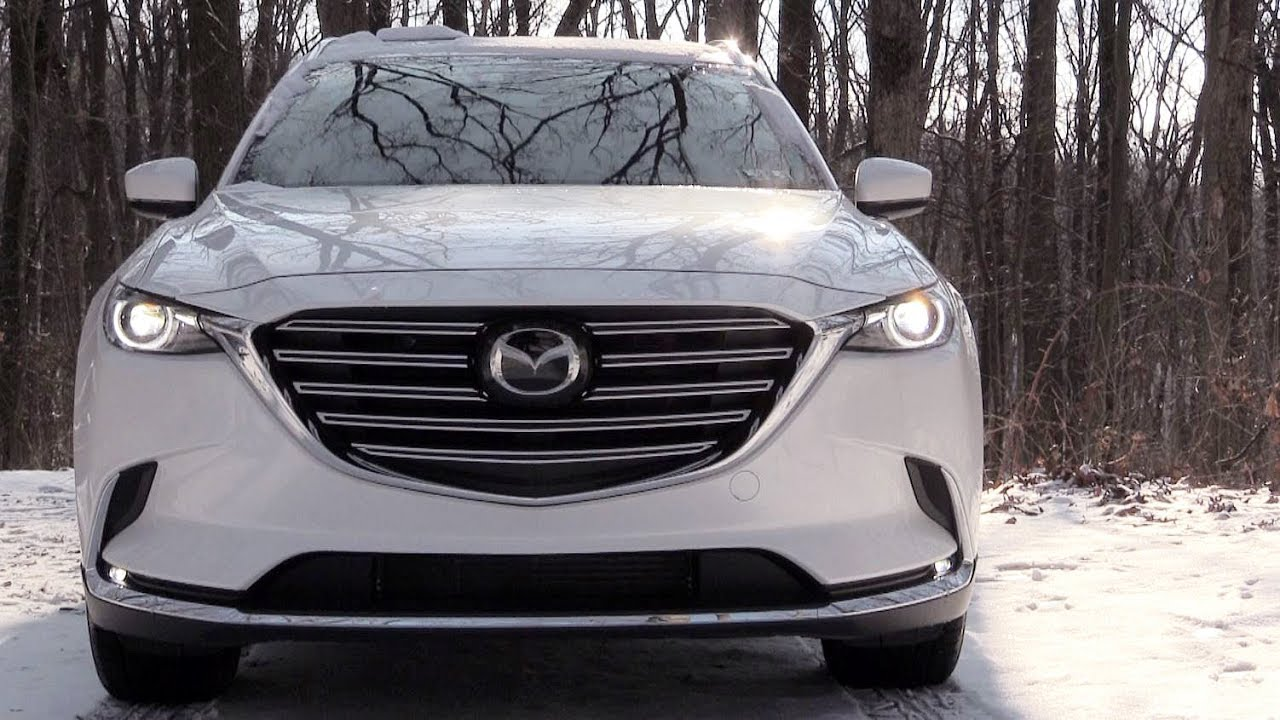 2018 mazda cx 9 review youtube 2018 mazda cx 9 review thecheapjerseys Choice Image
