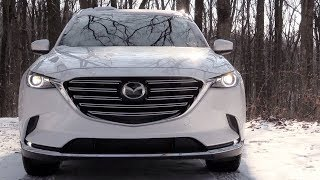 2018 Mazda CX-9: Review