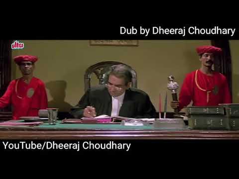 Kurukshetra University funny dubbed vedio