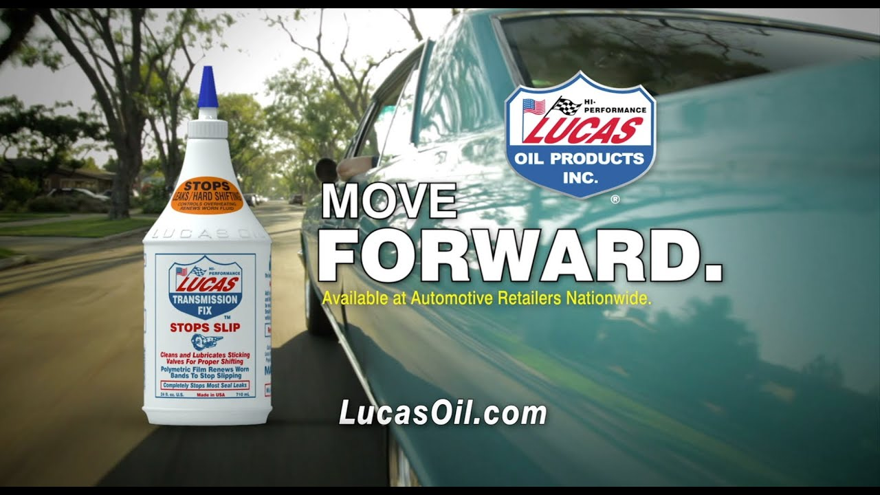 Subaru lucas oil tranny fix