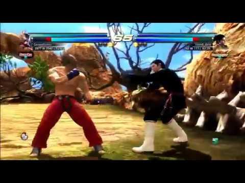 Tekken Tag 2:Road to Fujin Part 3