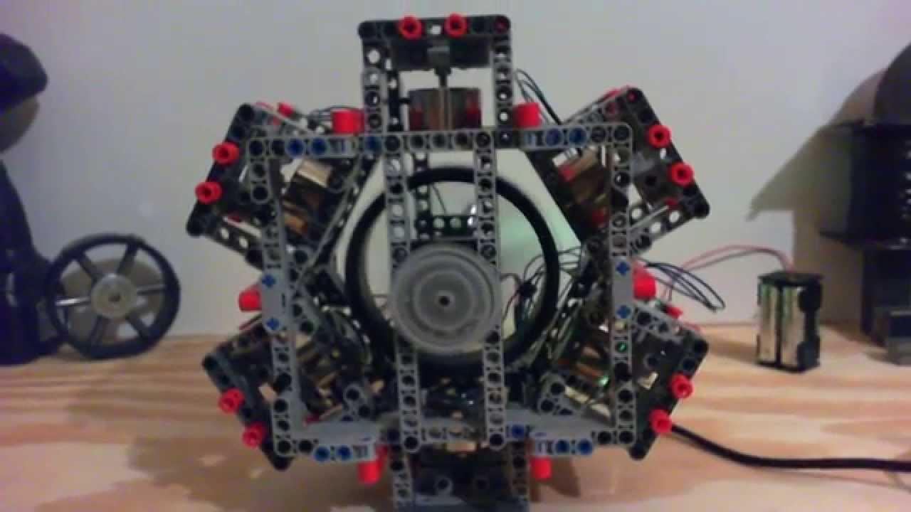 Lego Bldc Electric Motor