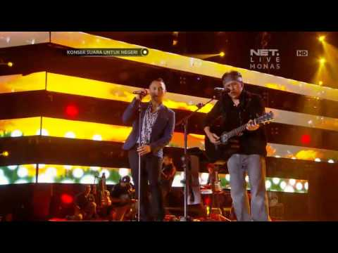 Iwan Fals ft Nidji - Nona - Konser Suara Untuk Negeri Jakarta