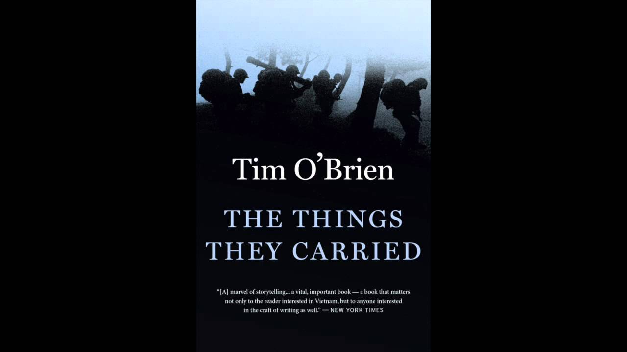 "the effects death on people in the things they carried by tim obrien He knew he would fall dead and wake up in the stories of his village and people"" (o'brien 130) in ""the man i killed"" by tim o'brien, tim stands over the mangled corpse of the young man he recently murdered in battle and contemplates the motivating factors that caused this ""dainty"" (124) man to enter such a violent and gruesome war."