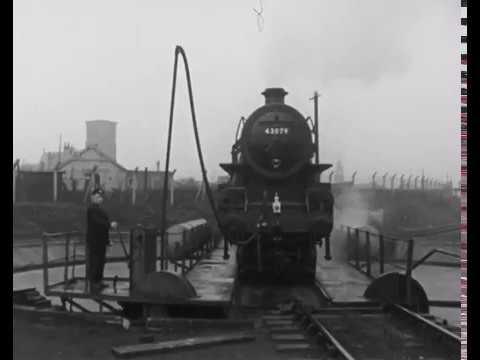 A Railwayman's Film  Darlington 1960