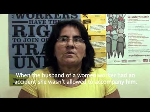 Latin American trade union activist tour.mov