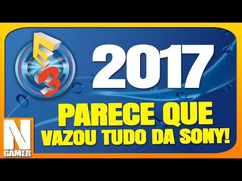 VAZOU a Lista de JOGOS da SONY na E3 2017 !! (RUMOR) - Noberto Gamer