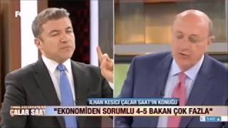 İlhan Kesici,  Ekonomi, Cumhurbaşkanlığı Seçimleri, İsmail Küçükkaya, Fox TV, 04.06.2018