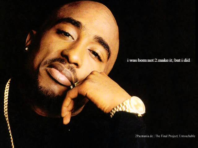 2pac - Keep ya head up (Baby dont cry)