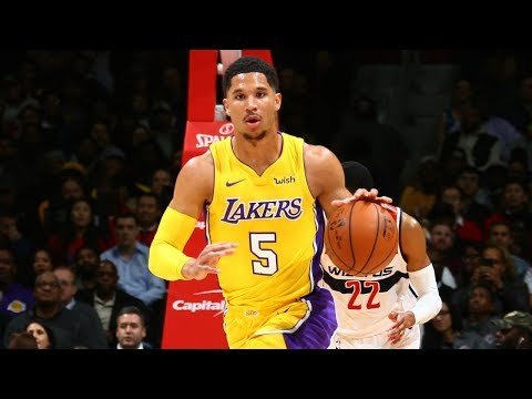 Lakers Rookie Josh Hart Scores 19 Points in NBA G League Debut
