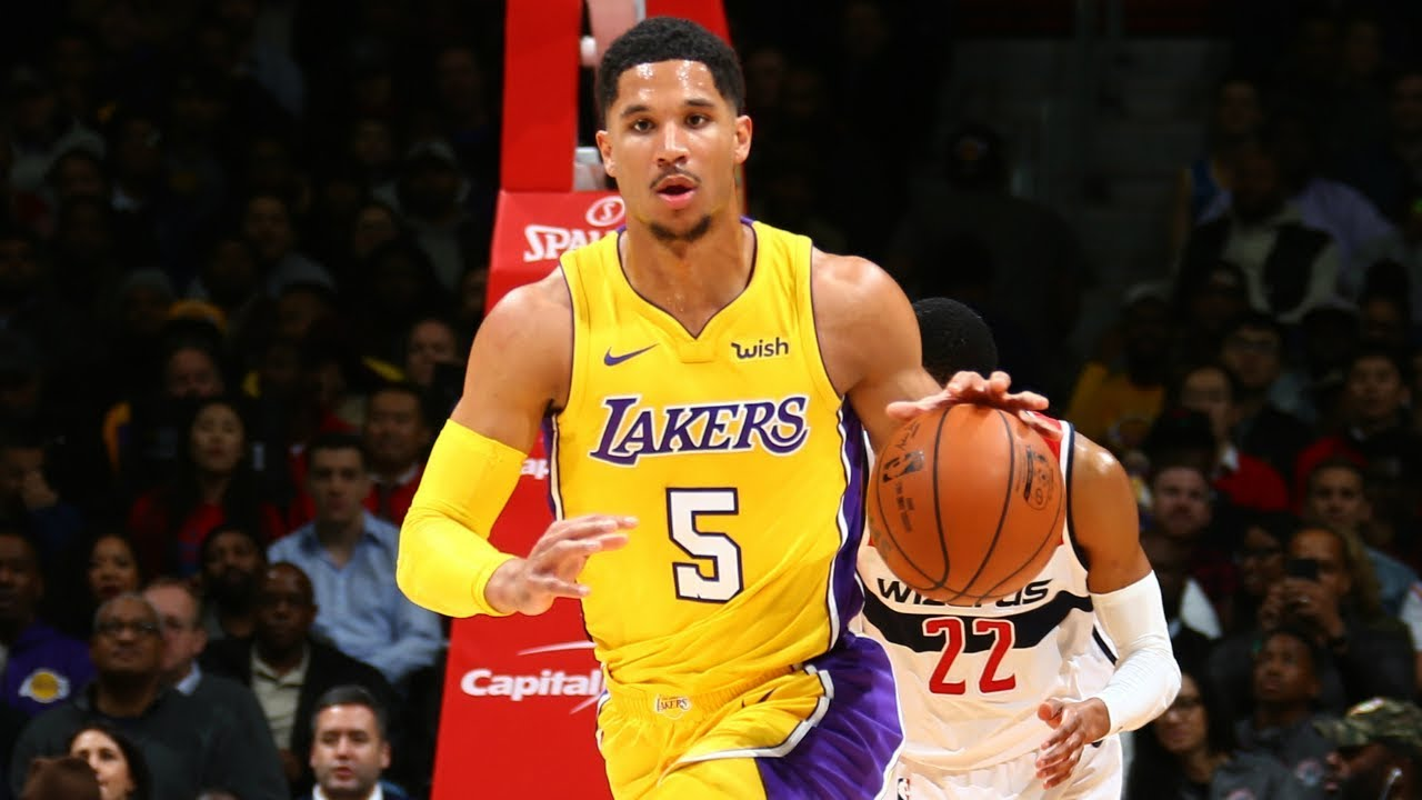 0bb6ee58b Lakers Rookie Josh Hart Scores 19 Points in NBA G League Debut - YouTube