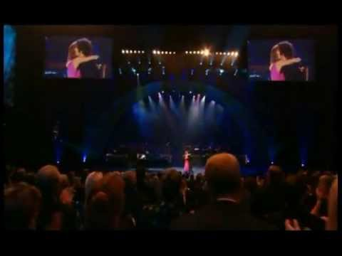Celine Dion & Josh Groban - The Prayer / Live (tradus romana) Romanian subtitle.