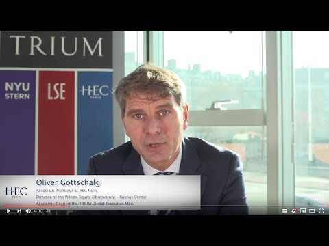 The 2018 HEC DowJones Private Equity Performance Ranking by Prof. Oliver Gottschalg