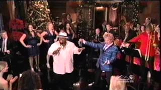 Rod Stewart And Cee Lo Green - Merry Christmas, Baby (Live)