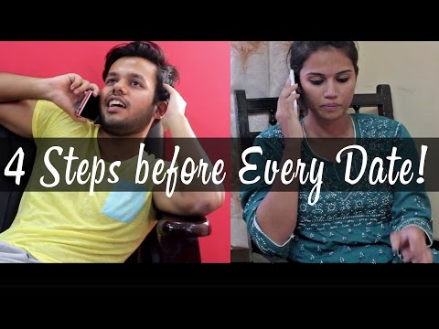 4 Steps Before Every DATE!!