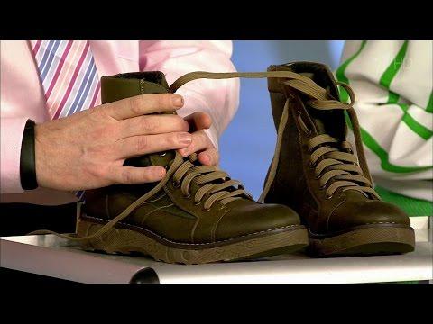 Жить здорово! Лучшая обувь в гололед. (04.02.2014)