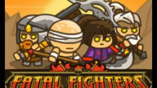 FATAL FIGHTERS GAME WALKTHROUGH