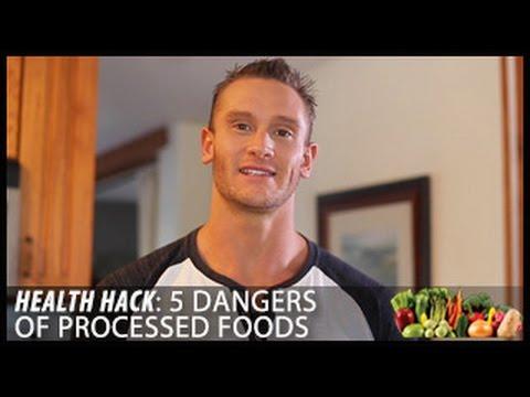 Health Hack: 5 Dangers of Processed FoodsThomas DeLauer