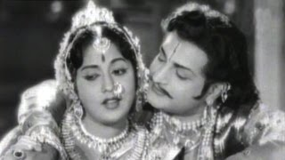 Mahamantri Timmarusu Songs - Leela Krishna - N.T. Rama Rao, S. Varalakshmi
